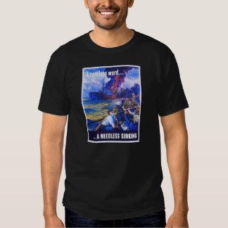 WW2 Poster T Shirts