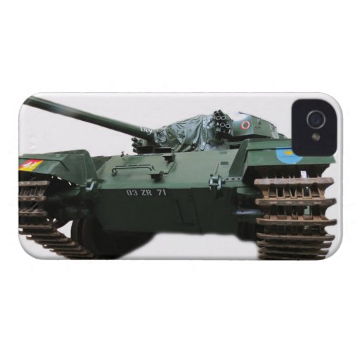 WW2 Tank iPhone 4 Covers