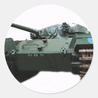 WW2 Tank Round Stickers