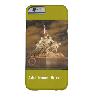WW2 US Marines Iwo Jima War Memorial Phone Case