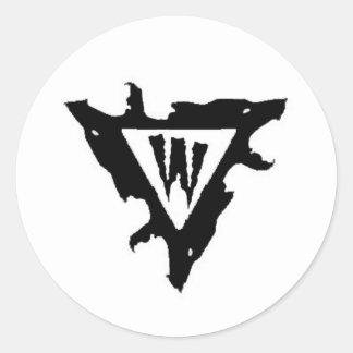 WW Patch sticker