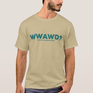 WWAWD? What Would a Winchester Do? T-Shirt