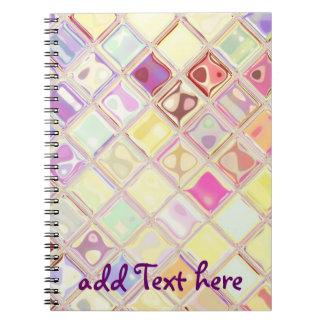 WWB customizable template notebook