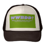 WWBDD? Where would bears doo-doo? Cap