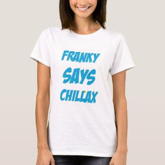 wwchillax.png T-Shirt
