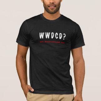WWDCD? (Dark T-Shirt) T-Shirt