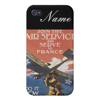 WWI Advertisement Enlisting iPhone 4 Covers