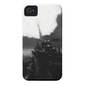 WWI French Railroad Gun iPhone 4 Cover