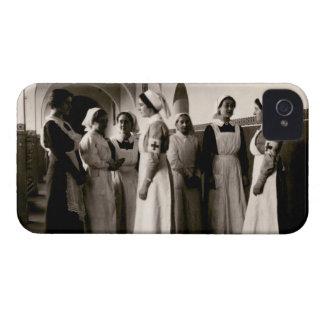 WWI German Nurses iPhone 4 Case-Mate Case