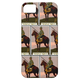 WWI German Uhlan iPhone 5/5S Covers