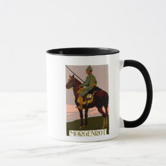 WWI German Uhlan Mug
