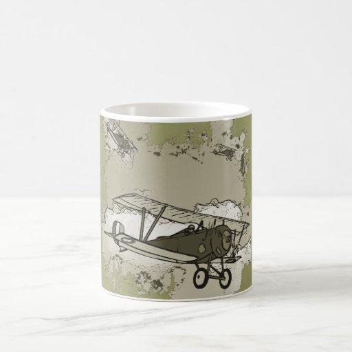 WWI Planes Coffee Mug