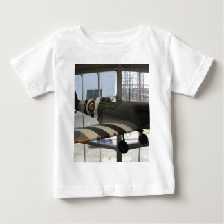 WWII Airplane #2 Baby T-Shirt