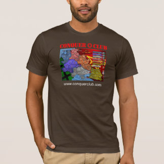 WWII Eastern Front Map T-Shirt