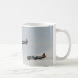 WWII Fighters Coffee Mug