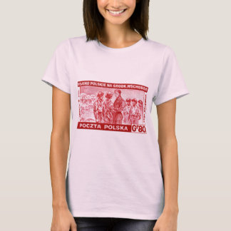 WWII General Sikorski T-Shirt