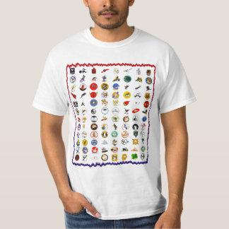 WWII Insignia Tee Shirt