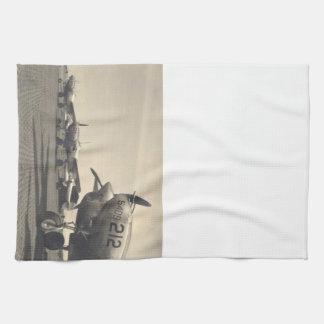 WWII planes Tea Towel
