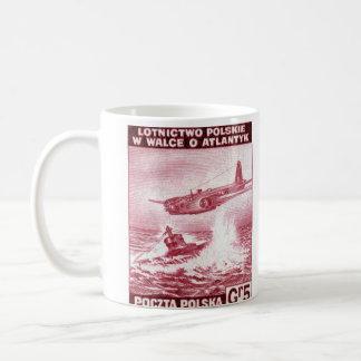 WWII Polish Air Force Coffee Mug