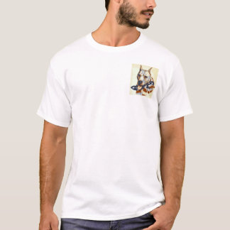 WWII Poster Dog T-Shirt