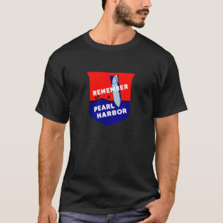 WWII Remember Pearl Harbor T-Shirt