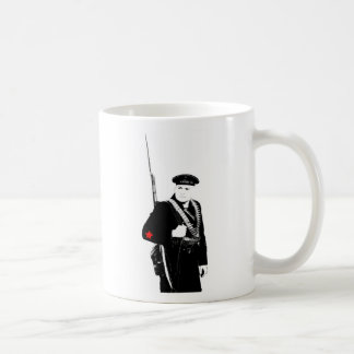 WWII Soviet Naval Infantry Mug