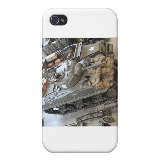 WWII Tanks iPhone 4/4S Cover