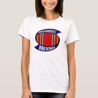 WWII Vet Daughter T-Shirt