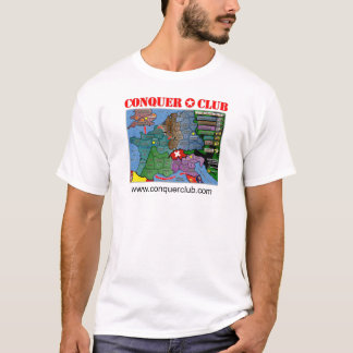 WWII Western Front Map T-Shirt