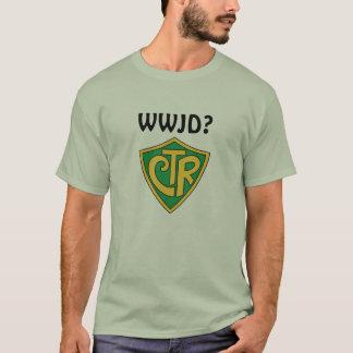 WWJD? CTR T-Shirt