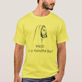 WWJD For a Klondike Bar? T-Shirt
