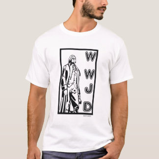 WWJD - Generation quote T-Shirt