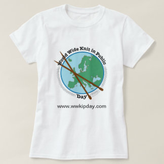 WWKiPDAY Europe T-shirt