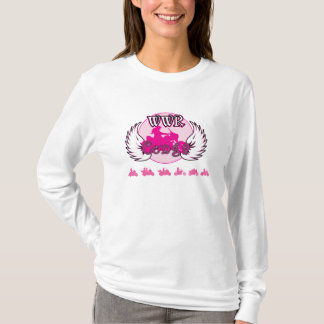 WWR Conga Ladies - Hoody Long Sleeve (Fitted)