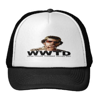 WWTD Collection Trucker Hat