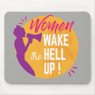 WWTHU WOMENT EMPOWERMENT MOUSE PAD