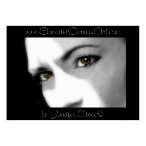 www.ElementalChangesArt.com business card
