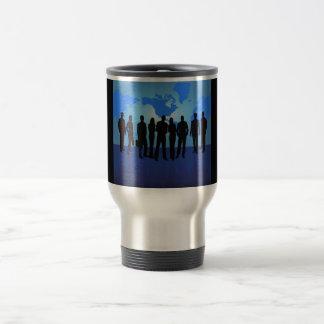 www_Garcya_us_business people vector Stainless Steel Travel Mug
