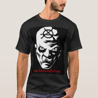 www.GenuineEvil.com T-Shirt