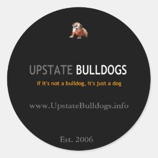 www.UpstateBulldogs.info Stickers