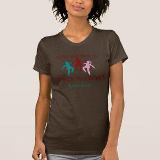 WWWW3 T-shirt - Brown