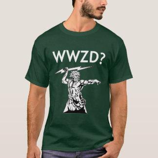 WWZD - Dark tee