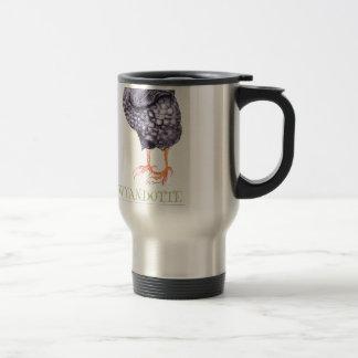 WYANDOTTE HEN, tony fernandes Travel Mug