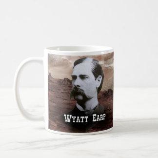 Wyatt Earp Historical Mug