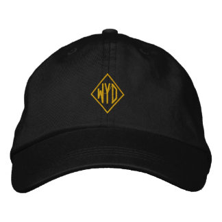 WYD who's your daddy (dad hat) Embroidered Hat