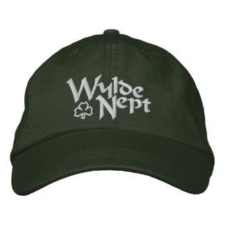 Wylde Nept Shamrock Embroidered Baseball Caps