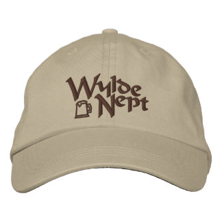 Wylde Nept Tankard Baseball Cap