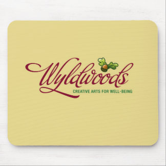 Wyldwoods - Creative arts for well-being Mouse Pad