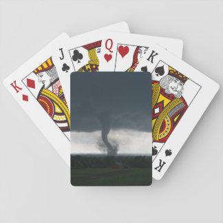 Wynnewood, OK EF4 Tornado Playing Cards