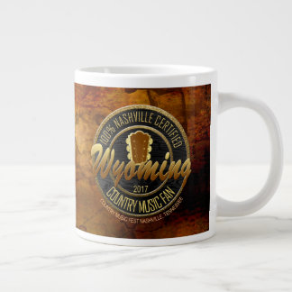 Wyoming Country Music Fan Coffee Mug